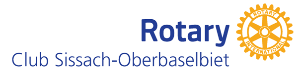 Logo Rotary Sissach-Oberbaselbiet